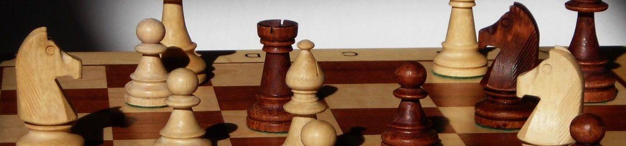 Sekcja szachowa w KOK.