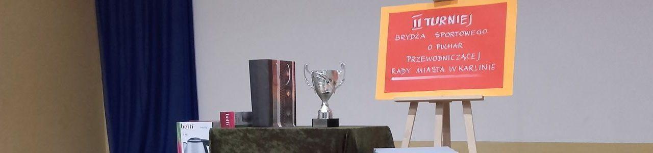 II Turniej Par Brydża Sportowego