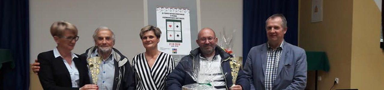 III Turniej Brydża o Puchar Przewodniczącej Rady Miasta Karlina