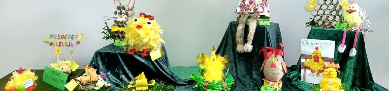 Rozstrzygnięcie konkursu Wielkanocnego 2021